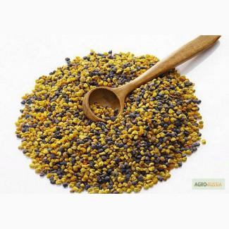 Продаю оптом пыльцу цветочную (обножка) в вакуумных пакетах от 20 кг. Стоимость за 1 кг -