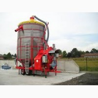 Монтаж, переоборудование на газ пропан зерносушилок с дизельного топлива