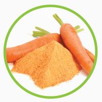 Морковная мука