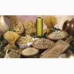 Муку и макароны весовые, крупы весовые - рис гречка горох