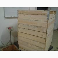 Продаю деревянные контейнера