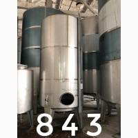 Резервуар верт. РВ (10 м3) для вина и в/материалов