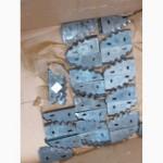 Сегменты, ножи, пальцы, брусья, стеблеподъемники, готовые к установке секциональные ножи