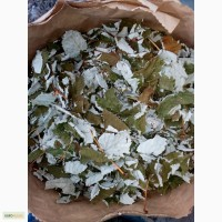 Лист малины сухой цельный 150 кг