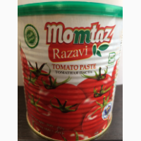 Оптом томатная паста Момтаз Разави 800 гр.Иран