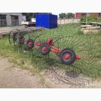 Грабли ворошилки 4-5 колесные турция