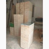 Ульи для пчел многокорпусные на 8 рамок из 35/25 мм.пиломатериала