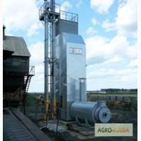 Зерносушилка шахтная серии С