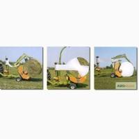 Пленка для упаковки травяных кормов Farmstretch 500 мм