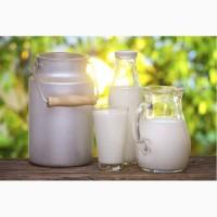 Козье молоко в продаже