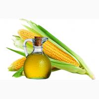 Кукурузное нерафинированное масло
