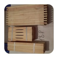 Рамки внутриульевые в пчелиные ульи Дадана Блатта (300 мм.)