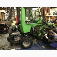 Обслуживание и ремонт погрузчиков и мини тракторов
