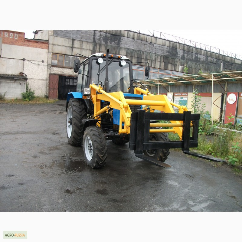 Трактора БУ и новые в Свердловской области