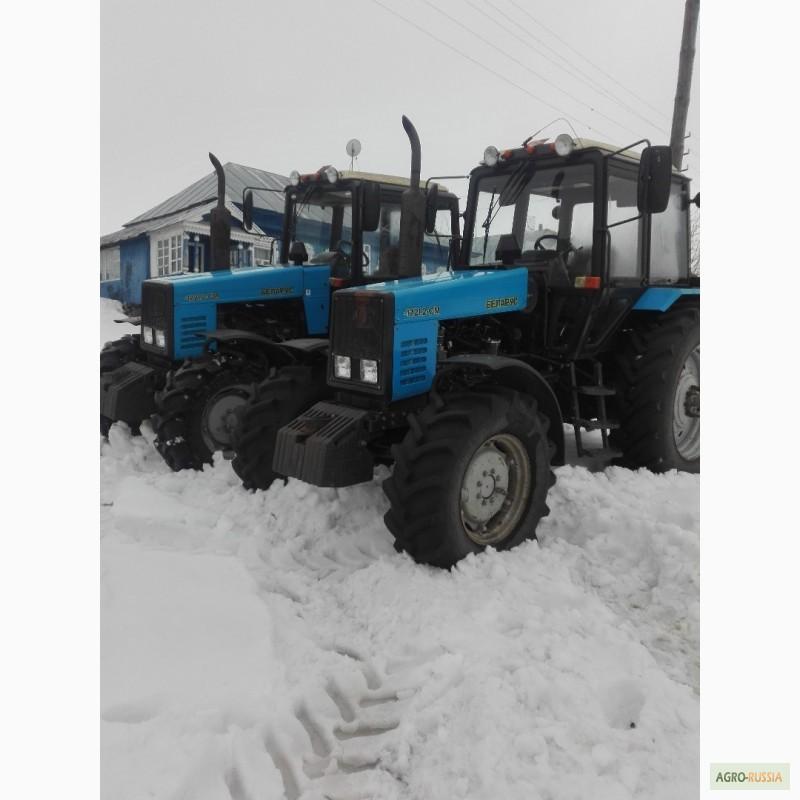 Базовая модель BELARUS-1221: Минский тракторный завод