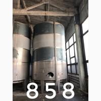 Резервуар верт. РВ(25 м3) для вина и в/материала