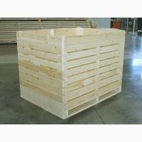 Продам деревянные контейнеры для хранения овощей