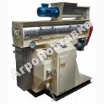 Пресс-гранулятор SZ-4 (2-5 тонн/час)