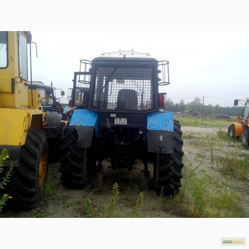 Купить Трелёвочный трактор Беларус ТТР–401 М | Сельхозтехника