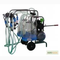 Доильный аппарат для коров 2 (одновременное доение двух коров)