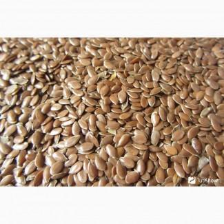 Семена льна масличного
