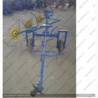Грабли-ворошилки солнышко к мотоблоку и мототрактору