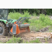 Арендовать мульчер на трактор