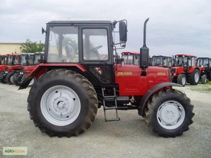 Трактор Беларус МТЗ 952.2 (88 л.с.)   Купить в «Белтракт»