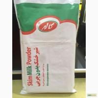 Сухое обезжиренное молоко 1.5% протеин 31-34%. Иран