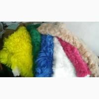 Продам выделанные овечьи шкуры