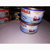 Килька в томатном соусе от производителя