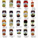 Предлагаем плодовощную консервацию из Сербии