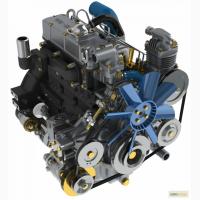 Двигатель MMZ-3LD (без турбонадува) и запасные части к нему