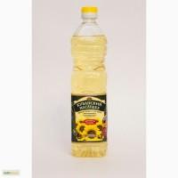 Продам масло подсолнечное рафинированное дезодорированное вымороженное