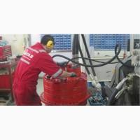 Ремонт гидромоторов и насосов судовых и портовых кранов