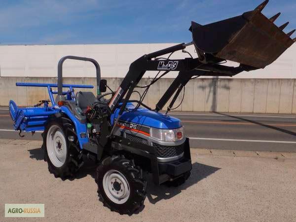 83 объявления - Продажа б/у тракторов с пробегом, купить.