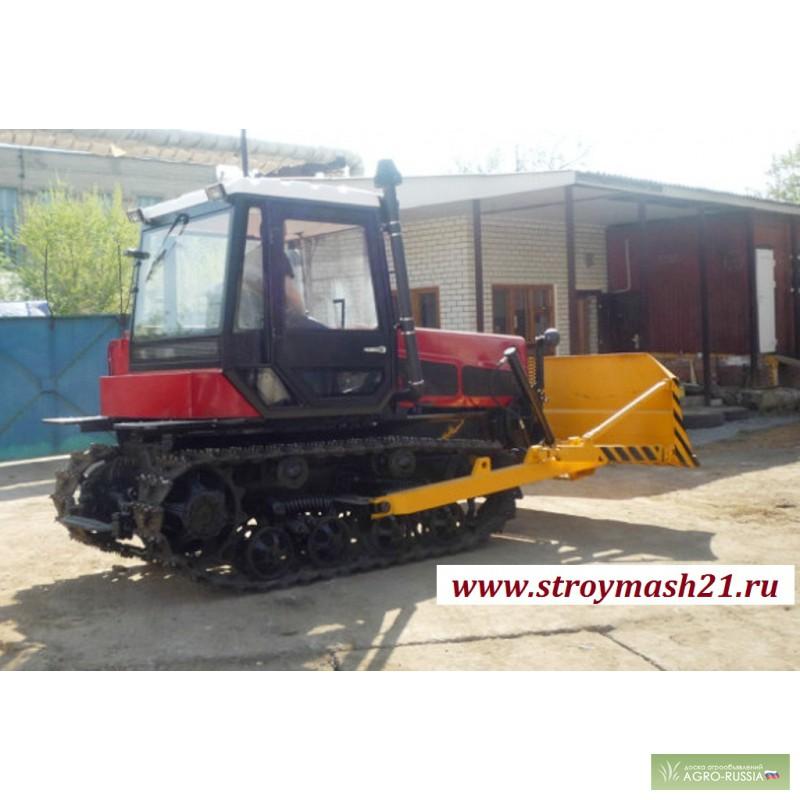Купить трактор (бульдозер) ДТ-75 | ВЗГМ