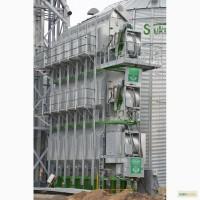 Зерносушилка SUKUP 3-х модульная