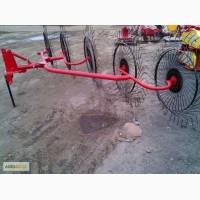 Грабли-ворошилки 5-дисковые, 3.3 метра (Турция)
