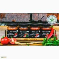 Оптовые поставки продукции содержащие томаты