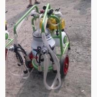 Доильный аппарат фирмы Agrolead 2 пульсатора 1 бидон