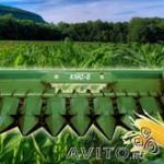 Жатки для уборки кукурузы и подсолнечника кмс