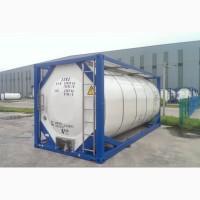 Контейнер-цистерна тип Т11 25куб.м. для перекиси водорода