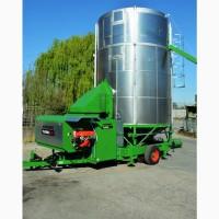 Мобильные зерносушилки Агримек (Agrimec) Италия