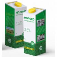 Молоко «Бежин луг» 3, 5%