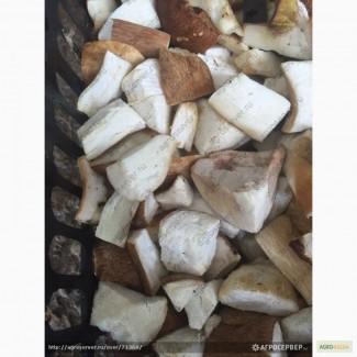 Белые грибы замороженные оптом