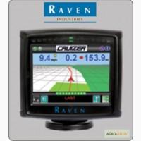 Навигатор система параллельного вождения Raven Cruizer 2 курсоуказатель
