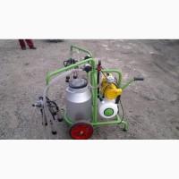 Доильные аппараты 2 пульсатора 1 бидон (Турция)