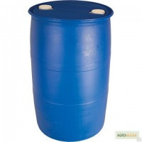 Бочка пластиковая 216 литров (две пробки) б/у (евро-стандарт)