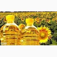 Масло подсолнечное оптом от производителя РДВ фасовка 49 р / литр